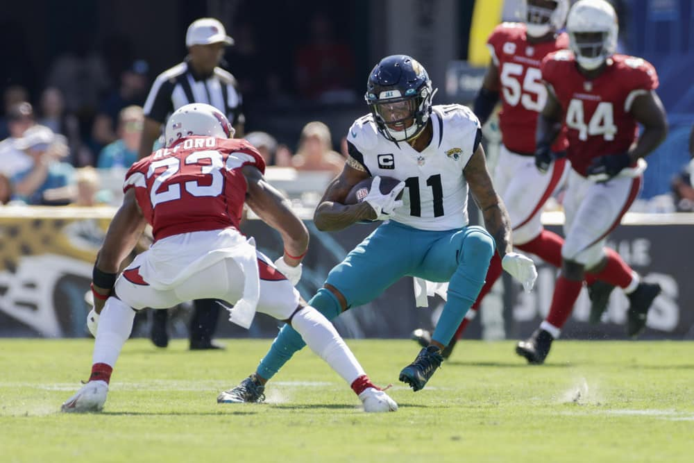Week 4 NFL Thursday Night Football DraftKings Picks: Jaguars vs. Bengals