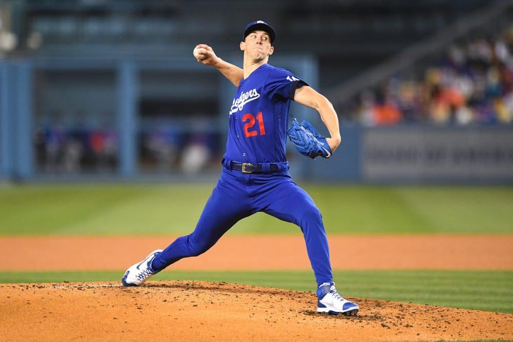 MLB DFS Picks 9/5 – Sunday Night Baseball LAD vs SF