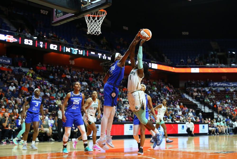Playoff WNBA 2021 Siapa yang Harus Dipertaruhkan