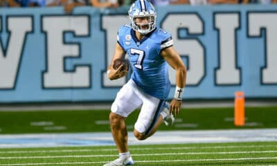 College Football Week 4 DFS (Friday & Saturday) | The College Football Experience (Ep. 851)