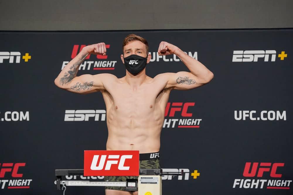 Pilihan DraftKings UFC Vegas 38, DFS MMA
