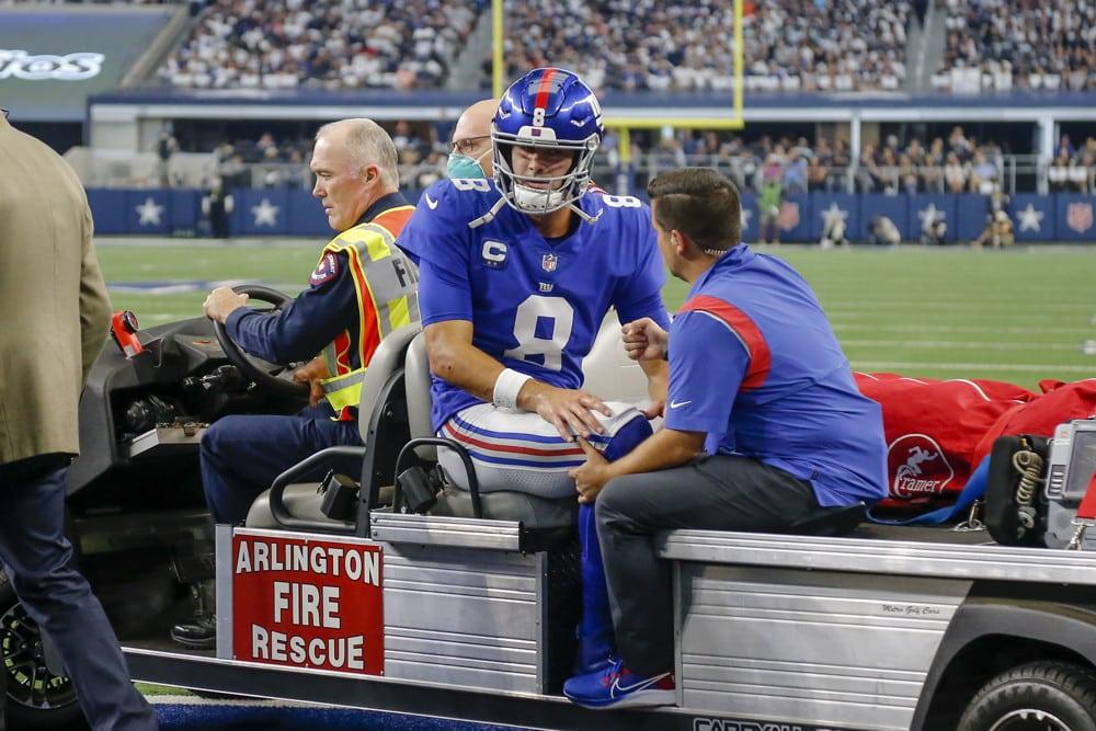 Week 6 Fantasy Football Injury Report