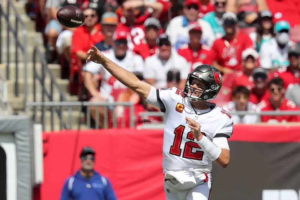 Thursday Night Football Player Prop Bets: Buccaneers vs Eagles
