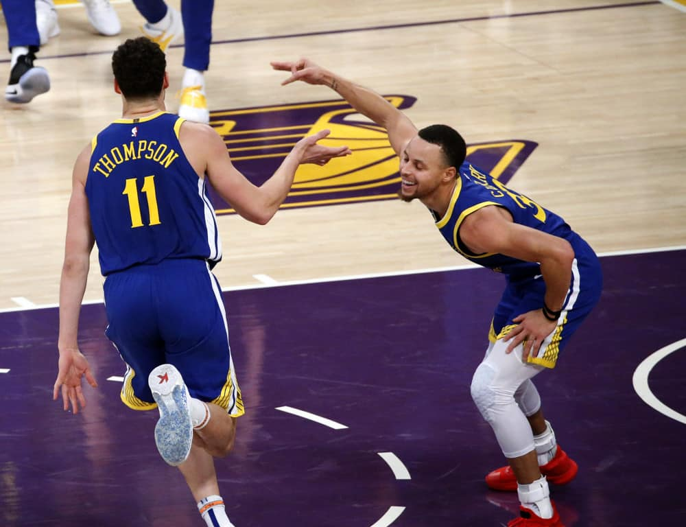Golden State Warriors 2021 Betting Preview & Predictions