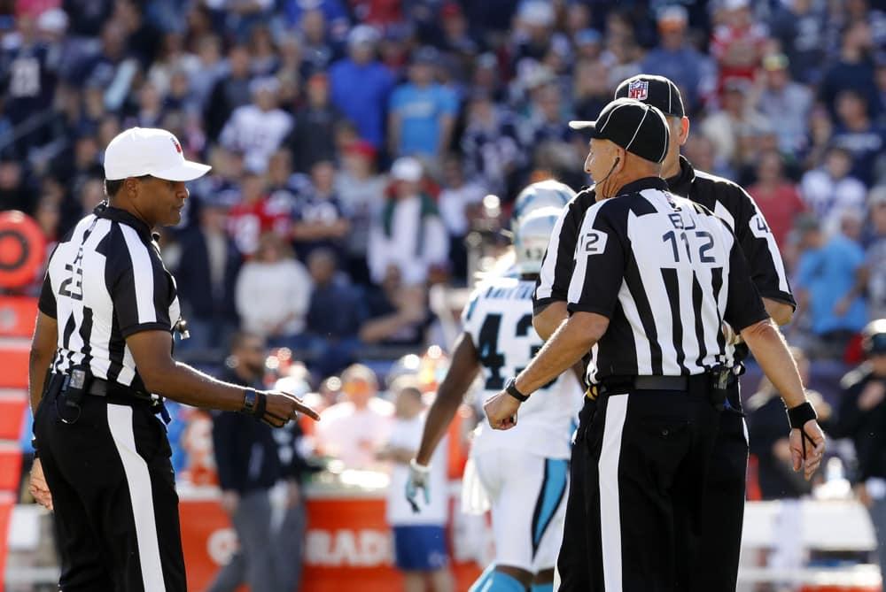 Statistik & Tren Taruhan Wasit NFL Minggu 5