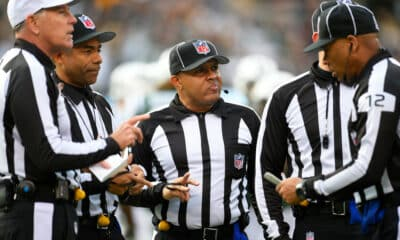 NFL Week 7 Referee Betting Stats & Trends