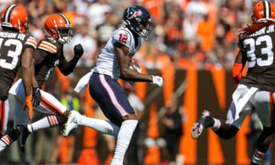 NFL DFS lineups for week 8