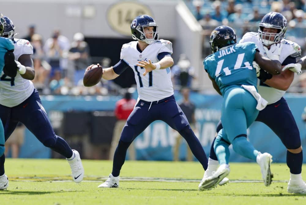 NFL Week 5 Recap And Monday Night Football Prop Bets