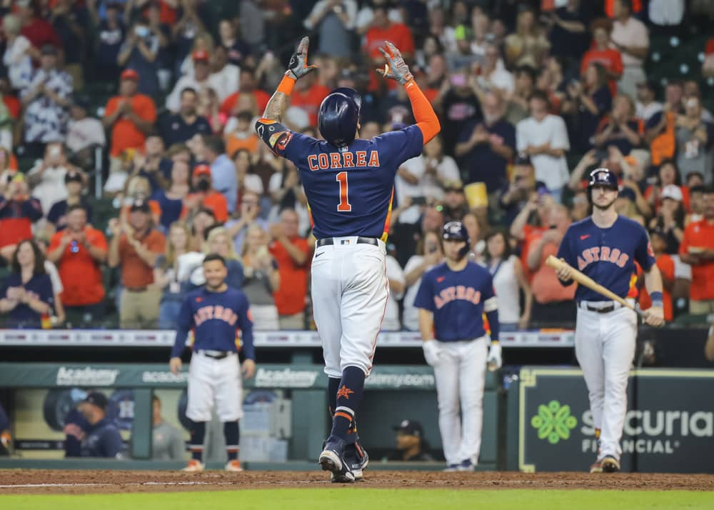 American League Championship Series Betting Preview   MLB Gambling Podcast (Ep. 53)