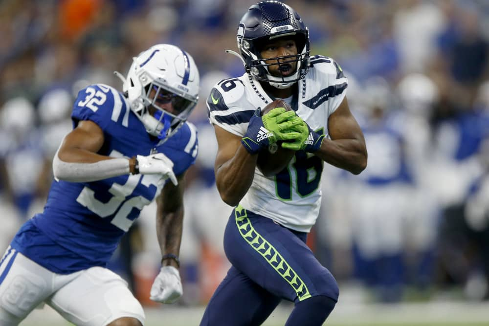 Minggu 5 NFL Kamis Malam Football DraftKings Picks: Rams vs. Seahawks