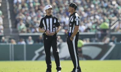 NFL Week 8 Referee Betting Stats & Trends