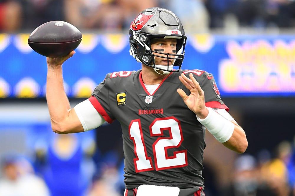 NFL Player Props Odds & Picks: Buccaneers vs. Patriots