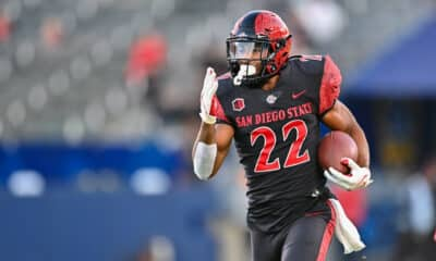 College Football Week 7 DFS (Friday & Saturday) | The College Football Experience (Ep. 863)