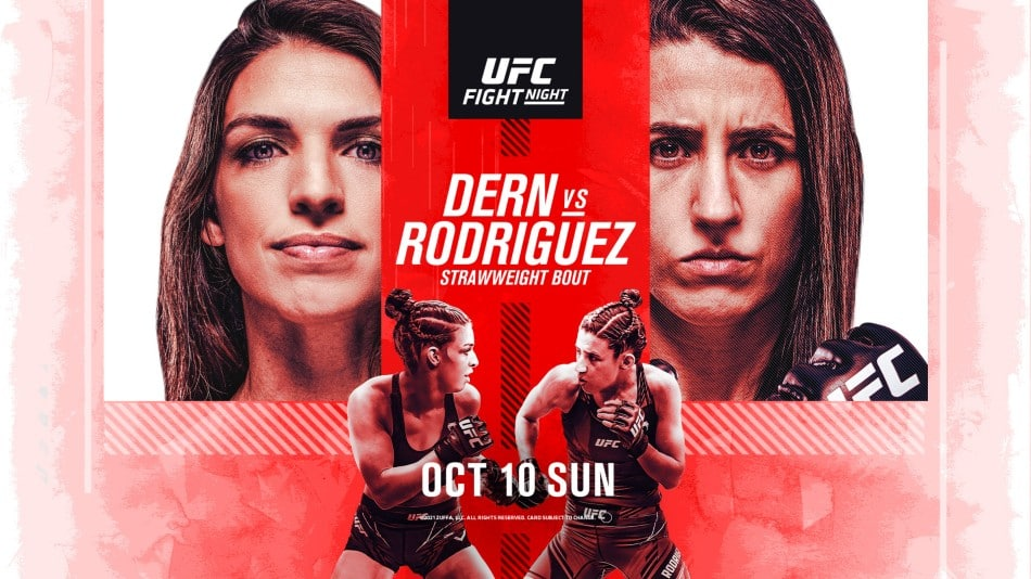 UFC Vegas 39 Predictions
